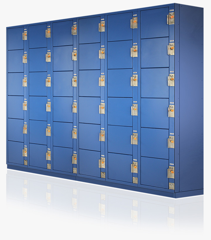 Tiburon Coin Lockers