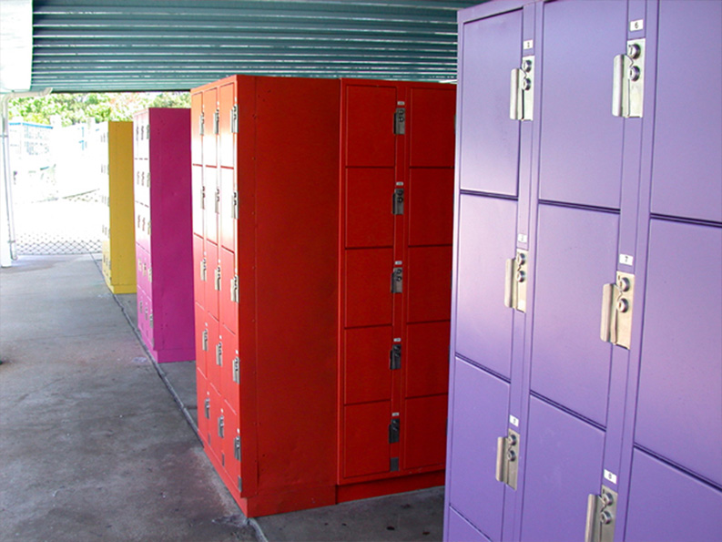 FEC Lockers